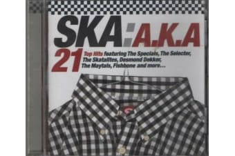 VARIOUS ARTISTS Ska A.K.A BRAND NEW SEALED MUSIC ALBUM CD - AU STOCK