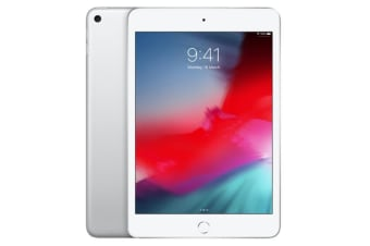 Used as demo Apple iPad Mini 4 64GB Wifi + Cellular Silver (Local Warranty, 100% Genuine)