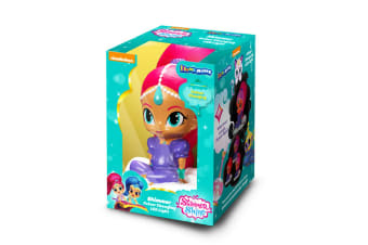 Shimmer And Shine Official Illumi-Mates Shimmer Bedside Lamp (Multicolour) (One Size)