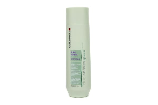 Goldwell Dual Senses Green Pure Repair Shampoo (For Stressed Or Damaged Hair) (250ml/8.4oz)
