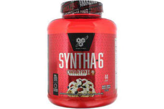 Syntha-6, Cold Stone Creamery - Berry Berry Berry Good