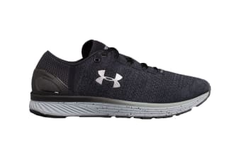 Under Armour Men's Charged Bandit 3 Running Shoe (Stealth Gray/Black)