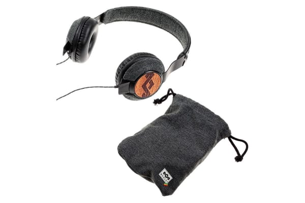 Marley On Ear Liberate Headphones - Midnight (EMJH073MI)