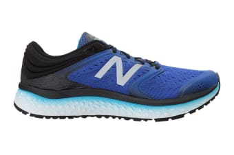 New Balance Men's Fresh Foam 1080v8 - 2E Running Shoe (Blue/White)