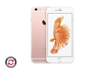 Apple iPhone 6s Plus (64GB, Rose Gold) - Apple Certified Refurbished