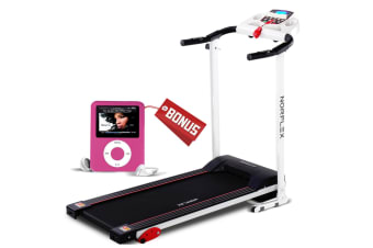 NORFLEX Electric Treadmill Home Gym Exercise Machine Equipment MP4 Music Player