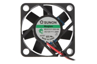 Sunon 40mm DC brushless Cooling Fan with MagLev Type Vapo Bearing 7000 RPM Speed