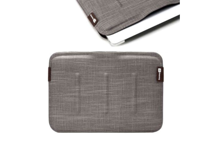 """Booq Laptop Sleeve Case Cover Notebook Carry Bag for MacBook Air 11"""" Inch Sand"""
