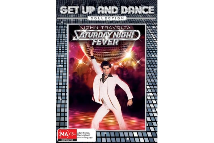 Saturday Night Fever DVD Region 4