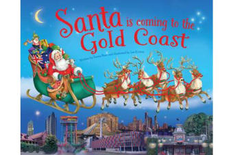 Santa is Coming to Gold Coast