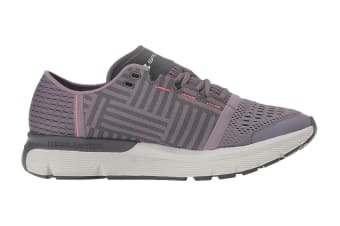Under Armour Women's Speedform Gemini 3 Running Shoe (Flint/Rhino Gray, Size 8)