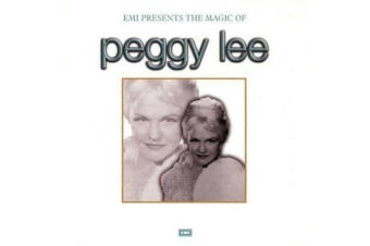 Magic of Peggy Lee BRAND NEW SEALED MUSIC ALBUM CD - AU STOCK