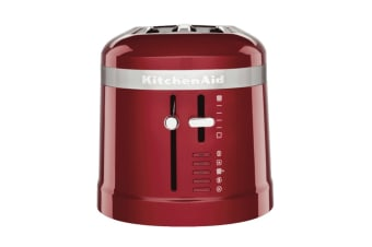 KitchenAid Loft 4 Slice Toaster - Empire Red (5KMT5115AER)