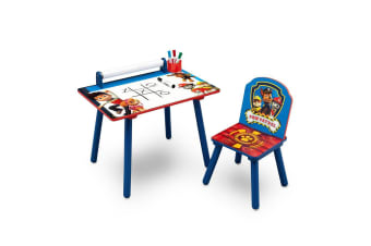 Delta Children Paw Patrol Activity Desk with Paper Roll