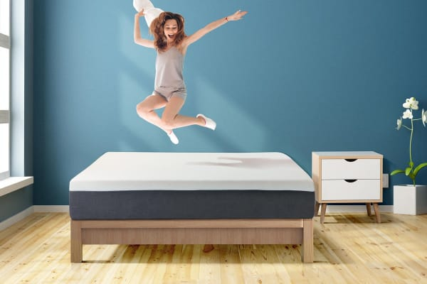 Ergolux Cumulus Mattress (King)