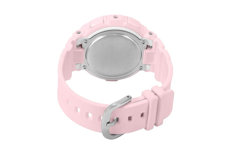 Casio Baby-G Analog Digital Female Watch with Resin Band - Pink (BGA190BE-4A)
