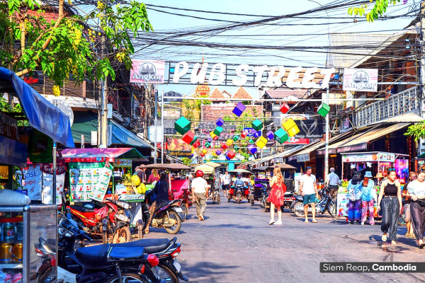 INDOCHINA: 21 Day Vietnam & Cambodia Discovery Tour Including Flights For Two (Standard)