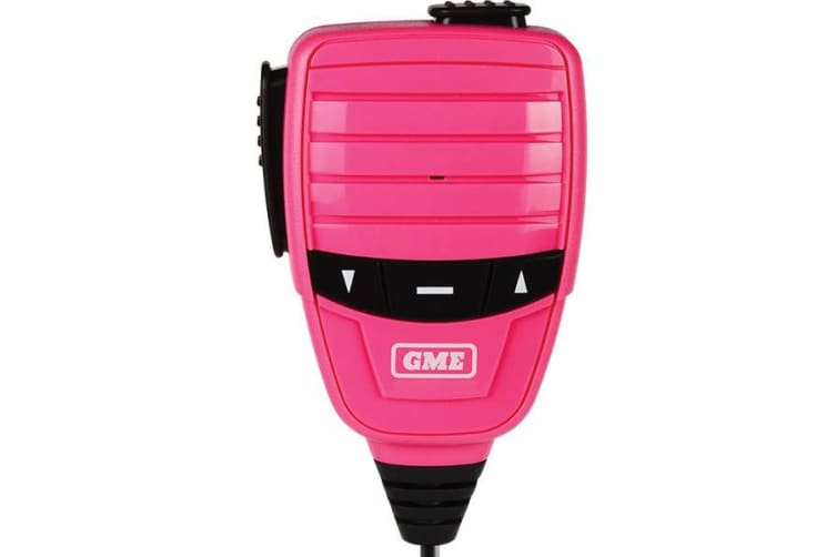 GME MC553MCG Pink Microphone suits TX3510S  TX3520S  TX4500S