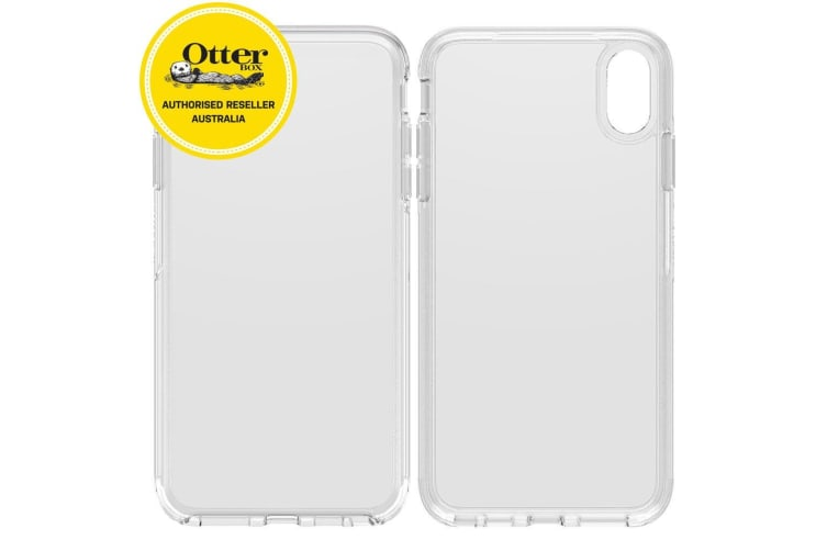 hot sale online 12133 f4915 Otterbox Symmetry Case for iPhone Xs Max - Clear