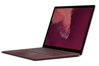 Microsoft Surface Laptop 2 (256GB, i5, 8GB RAM, Burgundy) - AU/NZ Model