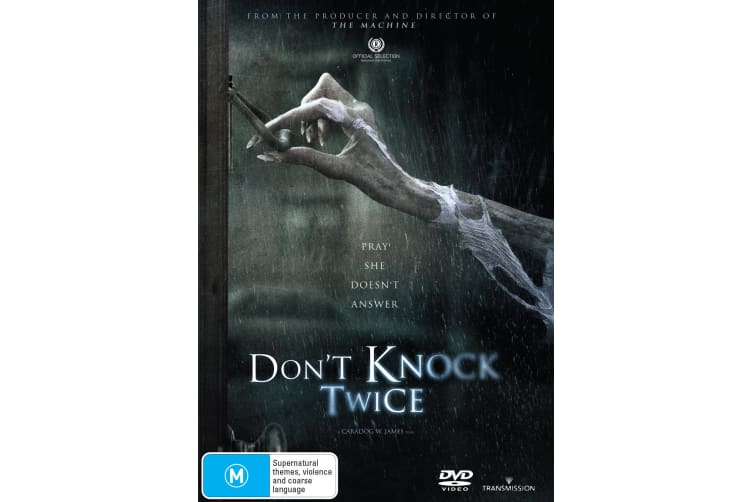 Dont Knock Twice DVD Region 4