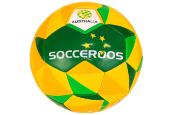 Summit Global Australian Socceroos Size 5 Soccer Ball