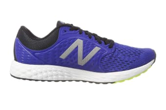 New Balance Men's Fresh Foam Zante v4 Shoe (Blue, Size 9.5)