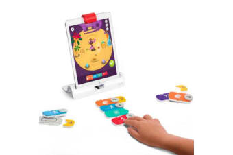 OSMO Education STEM Coding Jam Game. Learn coding skills while creating cool music. Ages 6-12. Not