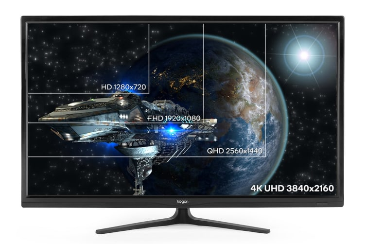 "Kogan 32"" Ultra HD 4K FreeSync IPS Monitor (3840 x 2160)"