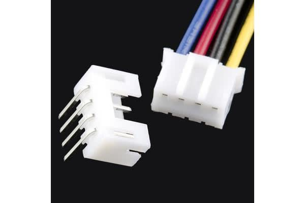 JST Jumper 4 Wire Assembly
