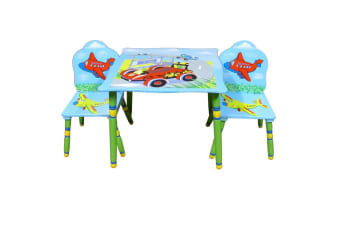 Table & Chairs Car