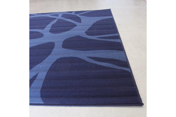Abstract Modern Rug Blue 230x160cm