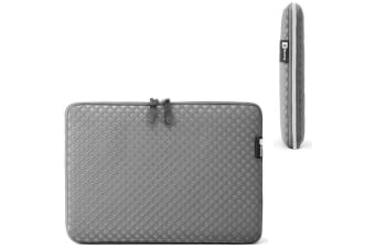 """Booq TSP12-GRY Taipan Spacesuit 12"""" MacBook Case/Sleeve/Folio Protective Grey"""
