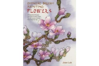 Chinese Brush Painting - Flowers