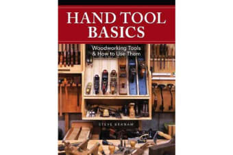 Hand Tool Basics - Woodworking Tools and How to Use Them
