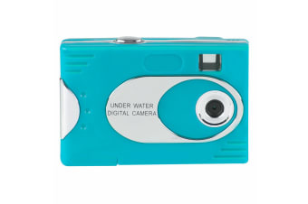 Vivitar Digital Camera Aqua V26690 w/ 3m Waterproof Case