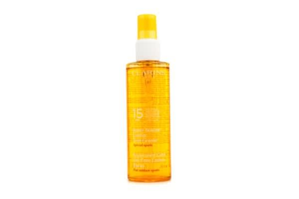 Clarins Oil Free Sun Care Spray SPF 15 (150ml/5oz)