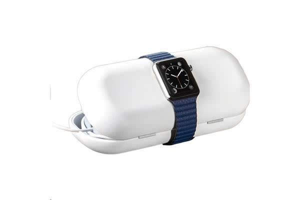 Twelve South Apple Watch TimePorter Case - White