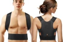 Magnetic Posture Support Braces