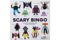 Scary Bingo - Fun with Monsters and Crazy Creatures