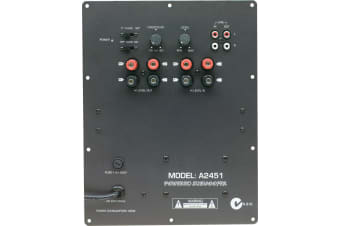 Opus One A2451 180W Active Subwoofer Amplifier Module New