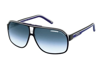 Carrera GRAND PRIX 2 T5C Black Blue Mens Womens Sunglasses