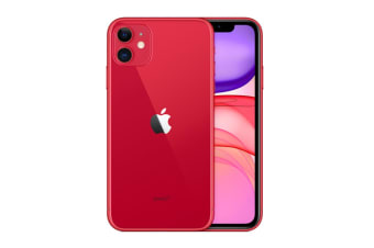 Apple iPhone 11 (256GB, (PRODUCT)RED)