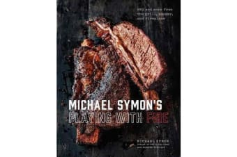 Michael Symon's BBQ - BBQ and More from the Grill, Smoker, and Fireplace