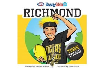 AFL - Footy Kids: Richmond