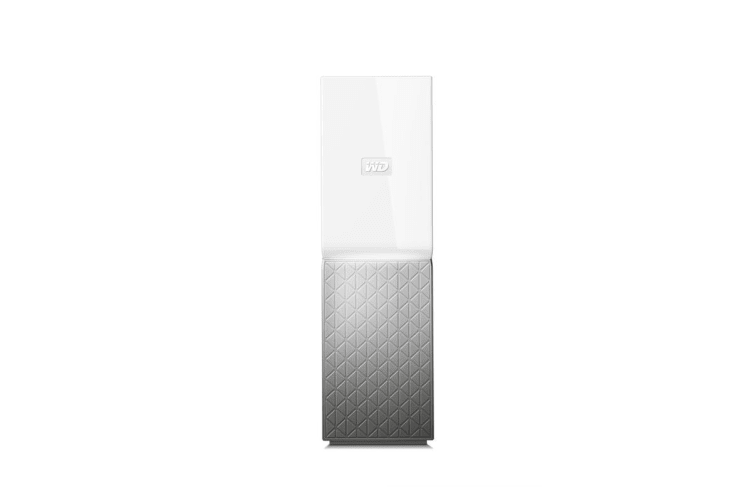 WD My Cloud Home 8TB Personal Cloud Storage Device (WDBVXC0080HWT-SESN)