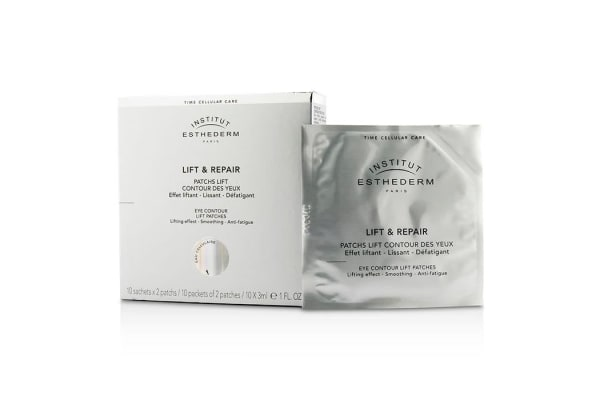 Esthederm Lift & Repair Eye Contour Lift Patches (10x3ml/0.1oz)