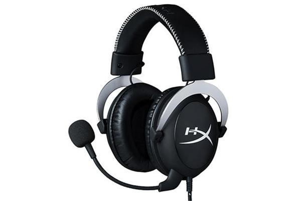 Kingston HyperX Cloud Sliver Gaming Headset
