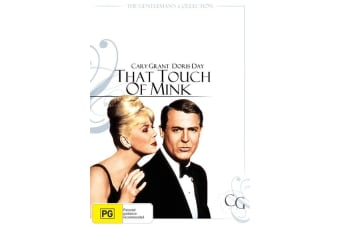 That Touch of Mink DVD Region 4