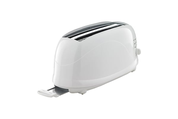 Tiffany 4 Slice Cool Touch Toaster - White (TA48)